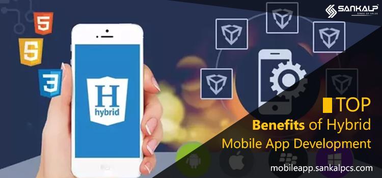 Hybrid app development Pune