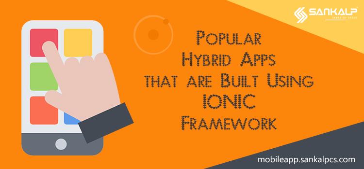 mobile app development company pune, hybrid app