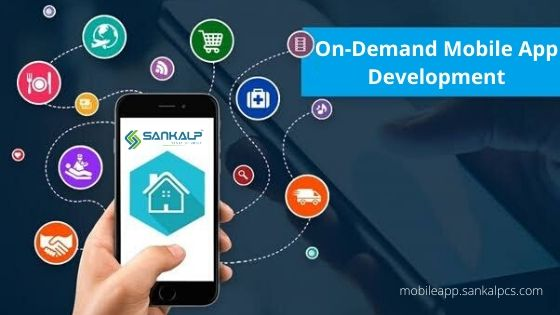 on-demand mobile applications