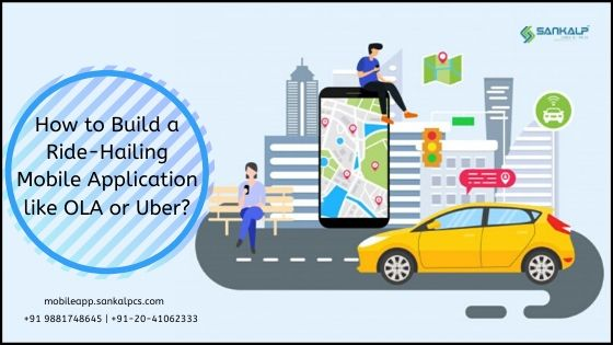 online taxi booking mobile app development company