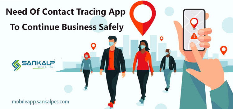 contact tracing app