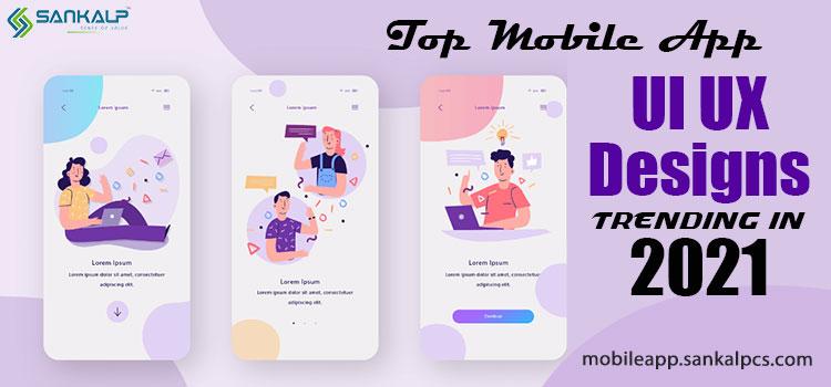 Mobile App UI/UX Designs
